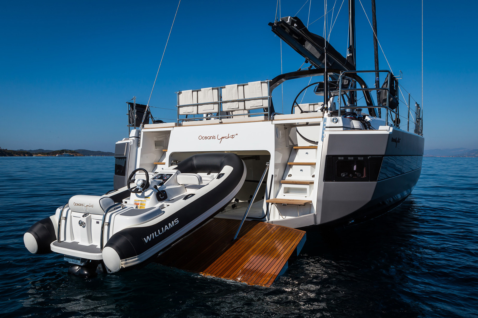 Oceanis62 Yacht Williams