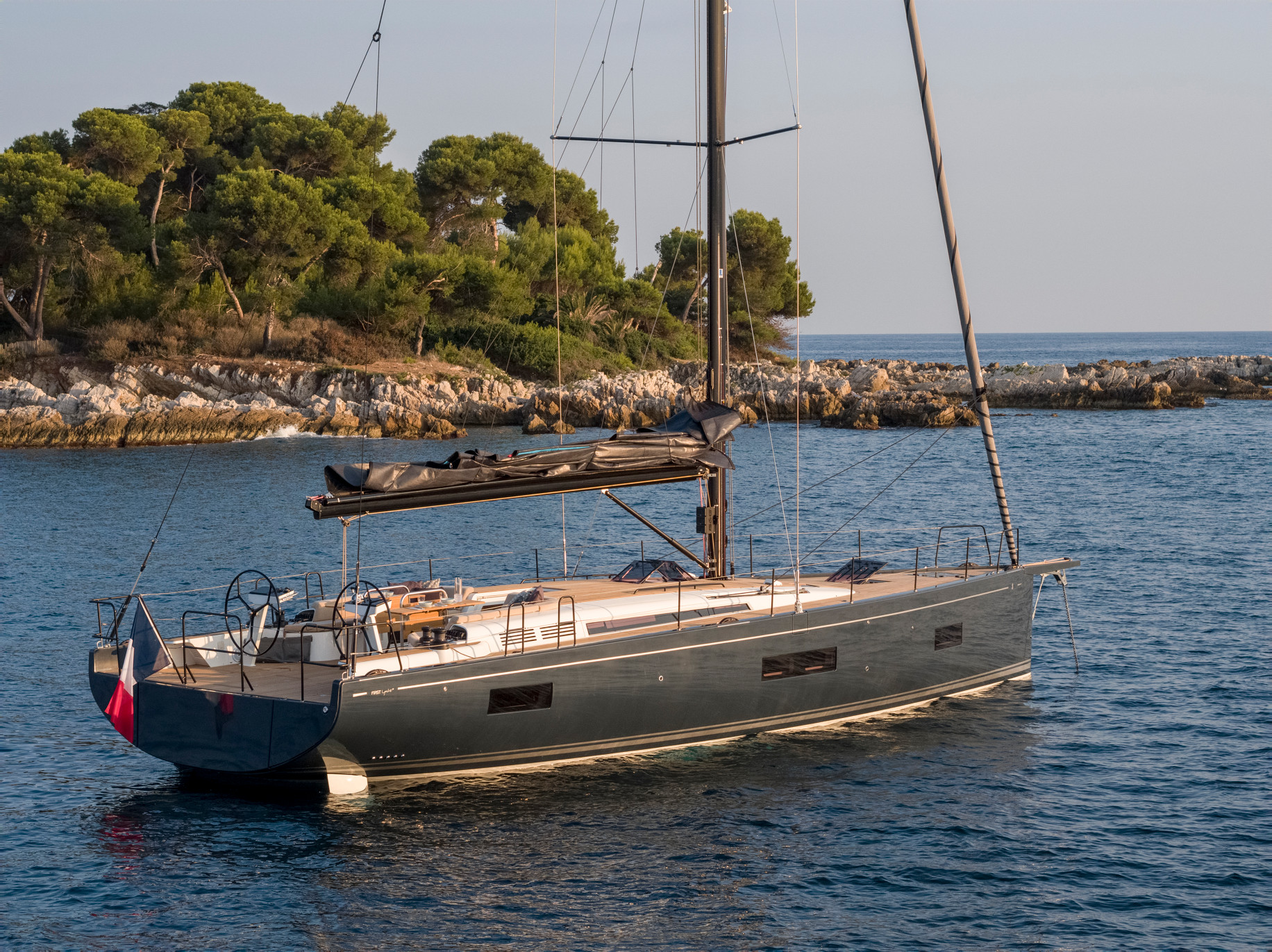 First 53 Yacht Mooring4