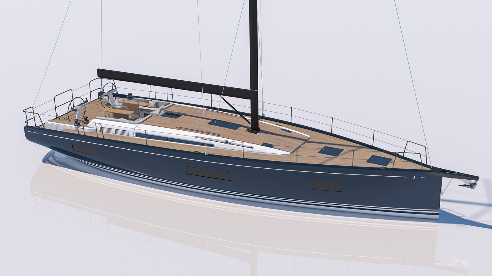 New First 53 Yacht